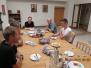 Raňajky s pátrom generálom