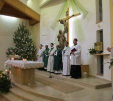 Druhý deň Trídua v Kostole sv. Arnolda Janssena